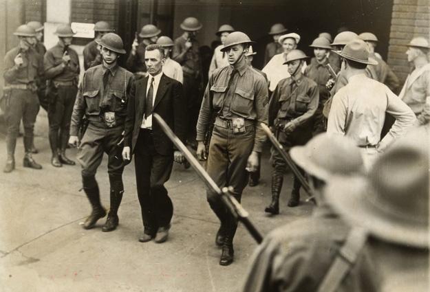 Dunne arrested
